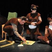 Čarobno zrcalce – predstava Teatra pisker