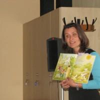 Obisk pisateljice in pripovedovalke pravljic Anje Štefan
