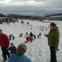 Zimski športni dan 2013