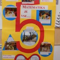 V Vrtcu se učimo matematike