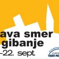 Evropski teden mobilnosti 2012