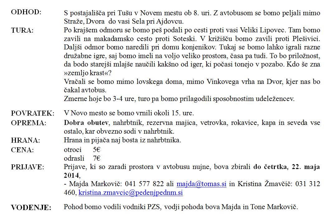 pohodniško-društvo-2014-pohod-plešivica