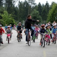 Vabilo na fotografsko kolesarsko razstavo