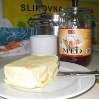Tradicionalni slovenski zajtrk v Metki