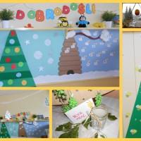Čarobni december v Vidku in obisk dedka Mraza