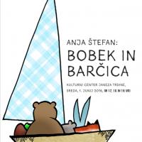 Gledališče: Bobek in Barčica