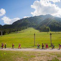 Kranjska Gora – okupacija novomeških vrtičkarjev in legendarnih ponijev v Kranjski Gori