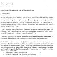 Obvestilo glede vloge za znižano plačilo vrtca