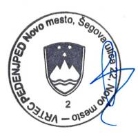 Vabilo k vpisu za šolsko leto 2019/2020