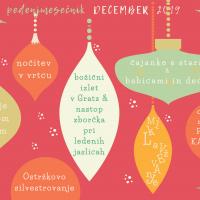 Ou, hou, hou, decembrski pozdrav!